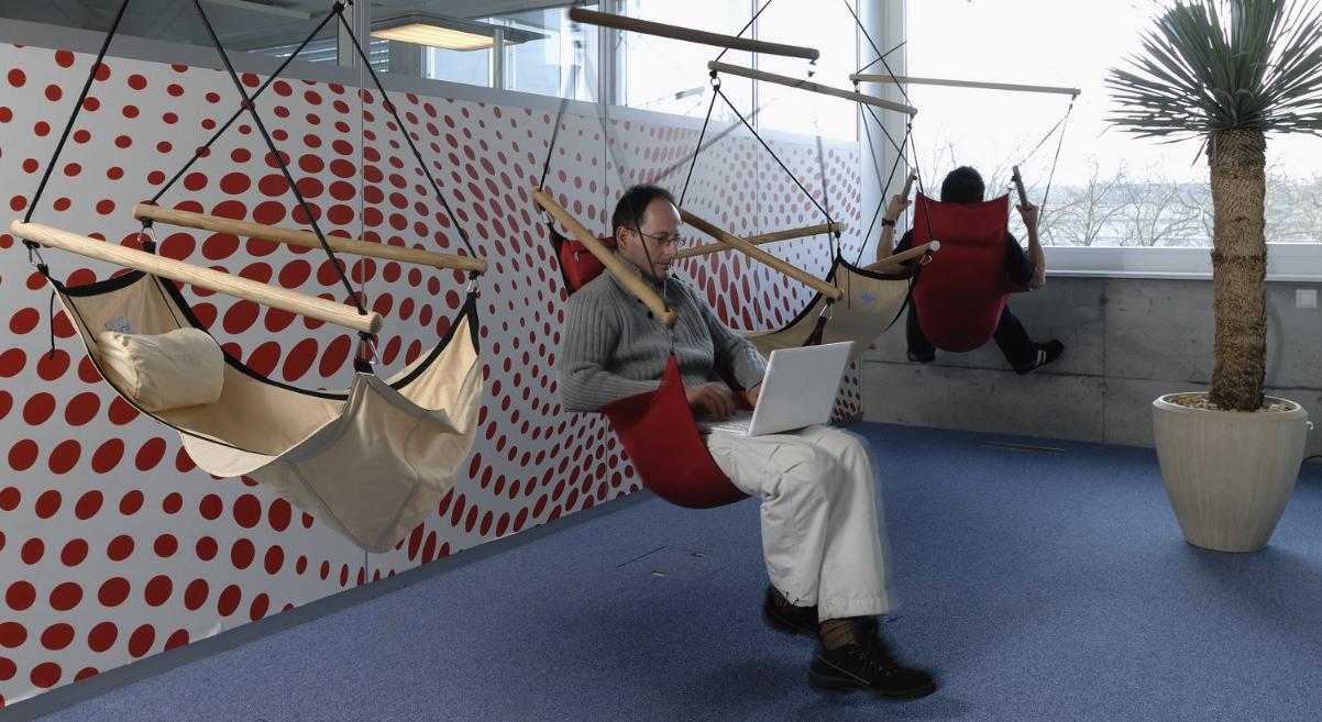 Google ha demostrado que es posible vivir el trabajo como for Oficina zurich los llanos de aridane